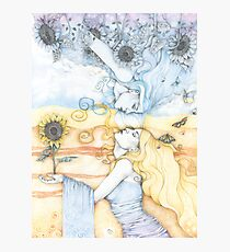 The Divine in Me Photographic Print