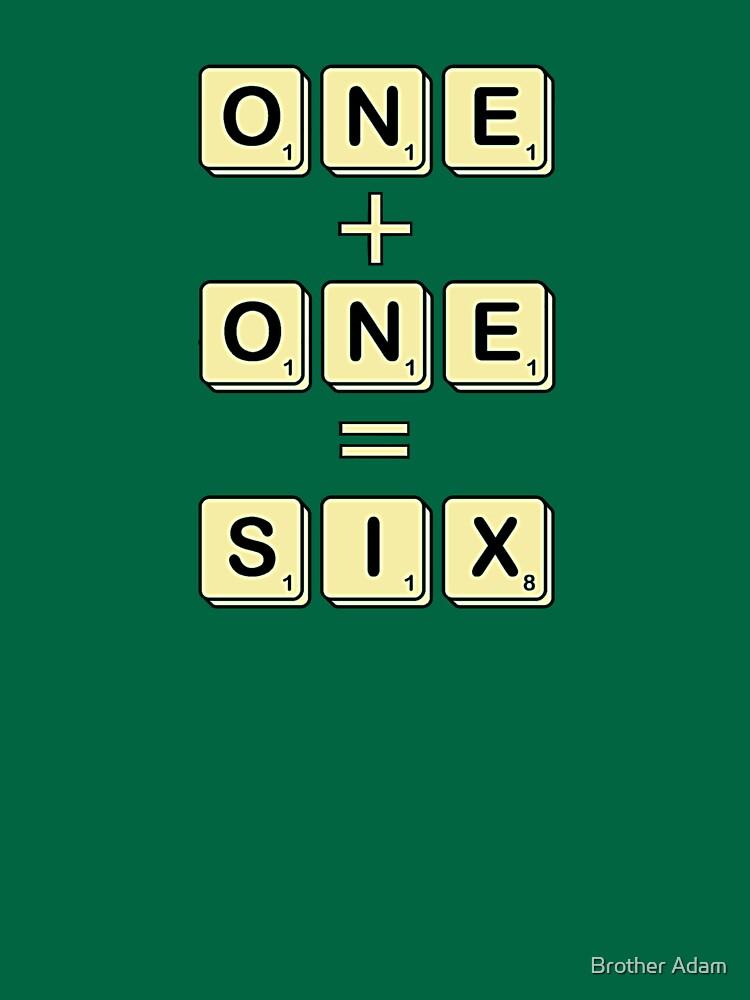 Scrabble Math by atartist