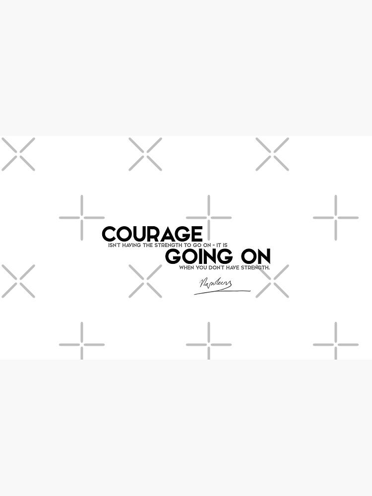 courage going on - napoleon by razvandrc