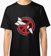 ICAN Red/Black Classic T-Shirt