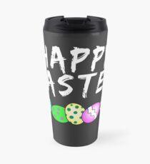 Easter gift man mugs redbubble happy easter travel mug negle Choice Image