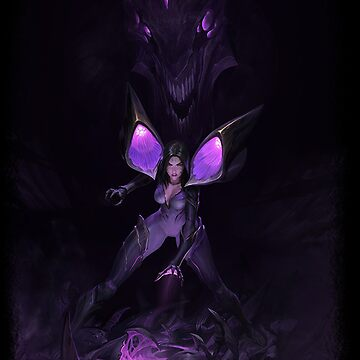 Daughter of the Void by Michelo13