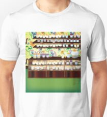 Candy store cartoon Unisex T-Shirt