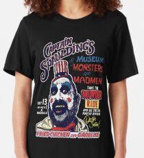 Kapitän Spauldings Museum der Monster und Wahnsinnigen Slim Fit T-Shirt