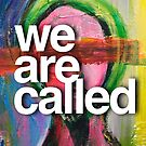We Are Called exhibit bling by Filomena Jack