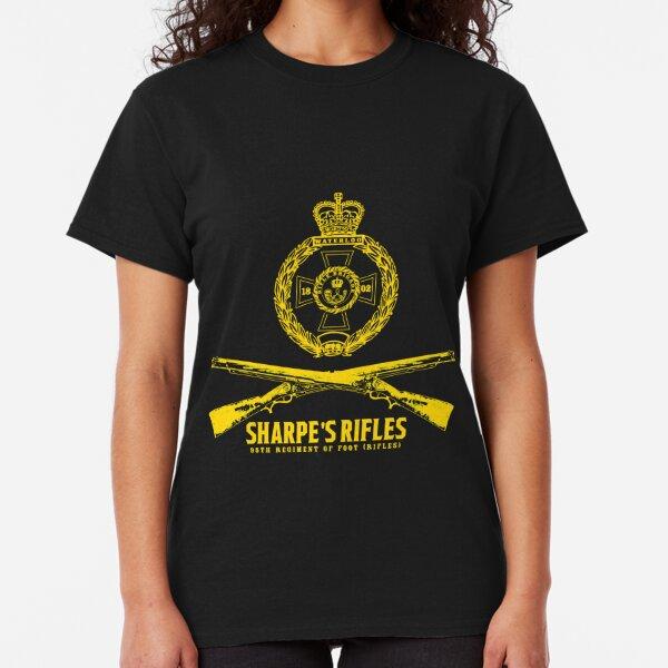 Sharpe's Rifles : Inspired by Sharpe Classic T-Shirt