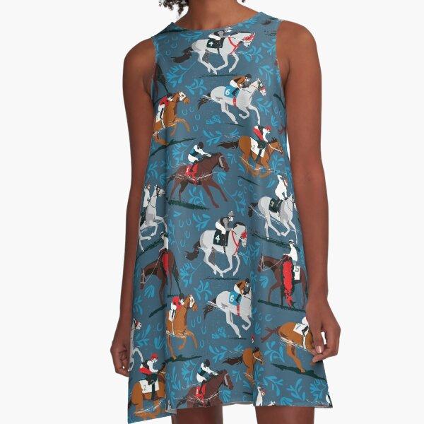 Giddyup!  A-Line Dress