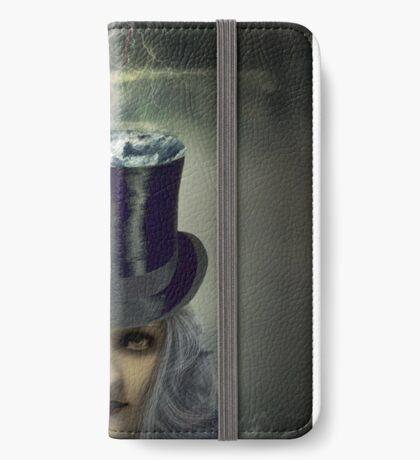 Geistesblitz iPhone Flip-Case