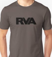 RVA Logo - Richmond, Virginia Unisex T-Shirt