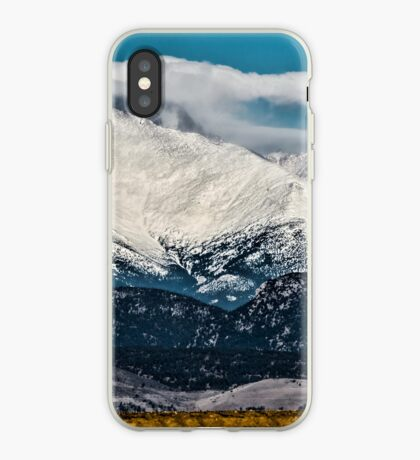Meeker and Longs Majesty iPhone Case