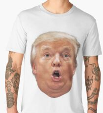 Trump face t-shirt Men's Premium T-Shirt