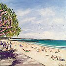A Day at Noosa  by gillsart
