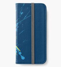 Thirteen TARDIS Splash  iPhone Wallet/Case/Skin