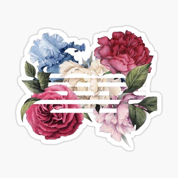 BIGBANG Flower Road Album Phone Case + Sticker Sticker