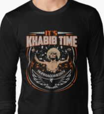 Khabib Nurmagomedov Long Sleeve T-Shirt