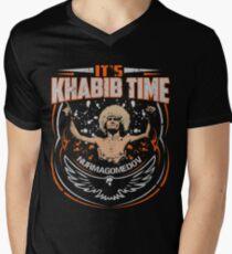 Khabib Nurmagomedov Men's V-Neck T-Shirt