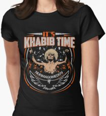 Khabib Nurmagomedov Women's Fitted T-Shirt