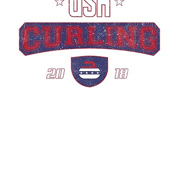 Curling USA Bonspiel by califab