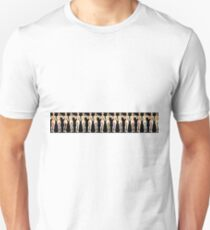 Looking Out My Backdoor (Twice) Unisex T-Shirt