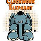 Clockwork Elephant  by chrisbears