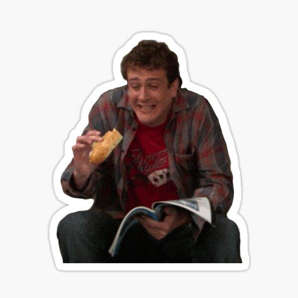Comment j'ai rencontré votre sandwich de mère Sticker