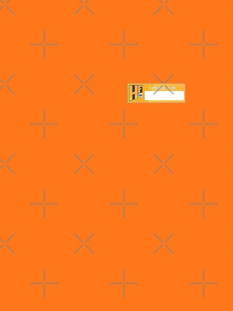 HFC - Name Badge by Karto