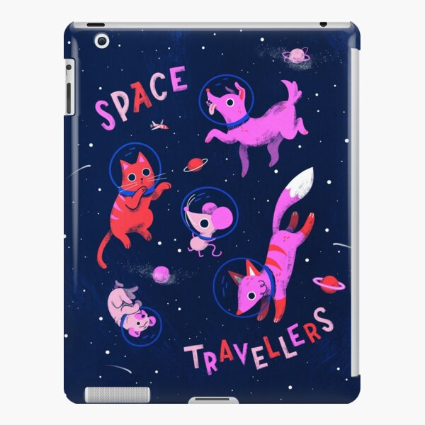 Space Travellers iPad Snap Case