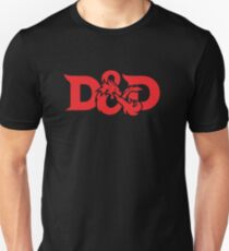 D&D - Dungeons and Dragons Unisex T-Shirt