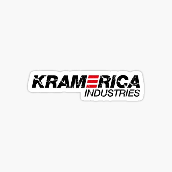 Kramerica Industries Glossy Sticker