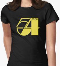 STUDIO 54 - NYC (YELLOW) Women's Fitted T-Shirt
