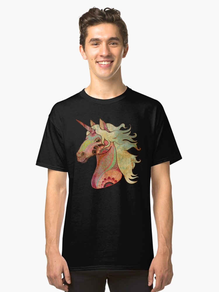 Alternative Ansicht von the unicorn Classic T-Shirt