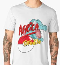 Africa by Totodile - Pokemon Men's Premium T-Shirt