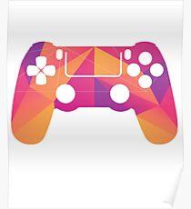 Gaming Controller Poster