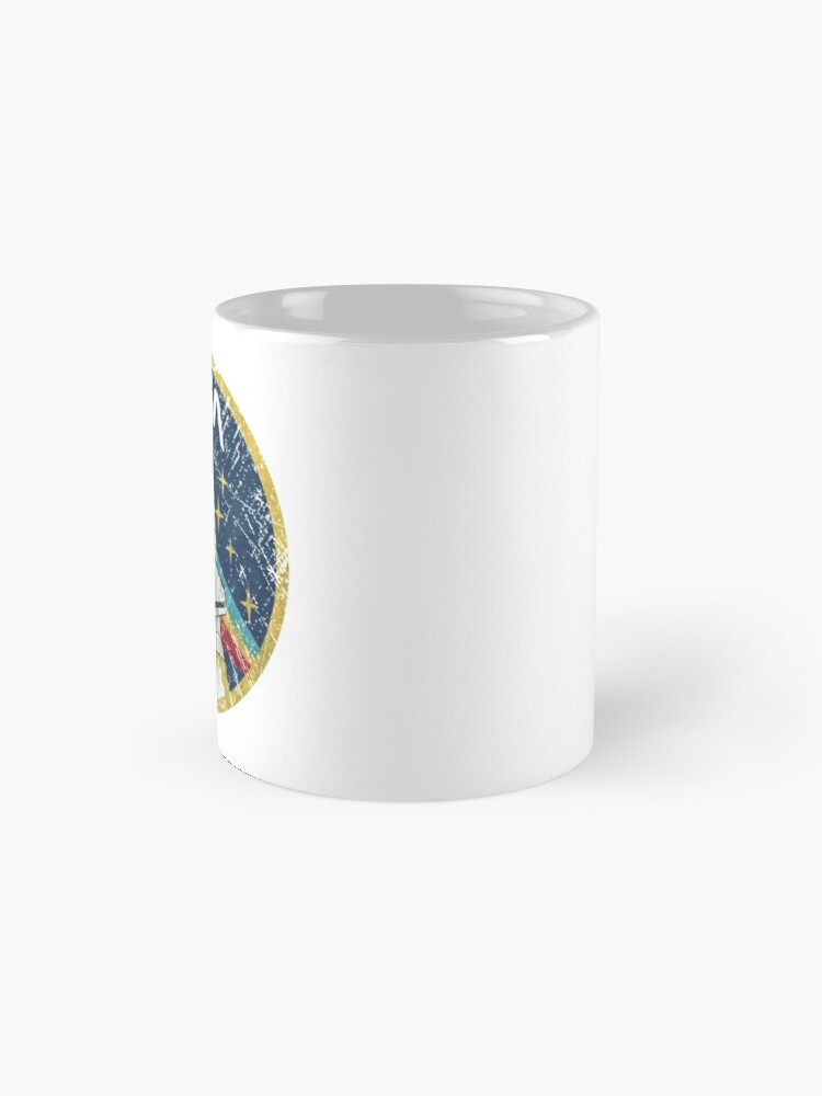 Alternate view of Nasa Vintage Colors V01 Mug