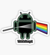 Think Droyd Sticker