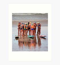 2009 State Titles Ocean Grove (6) Art Print