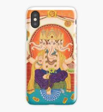 Ganesha - Remover of Obstacles iPhone Case