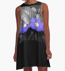 two indigo primroses 03/09/18 A-Line Dress