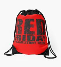 Corpsman Up! Drawstring Bag