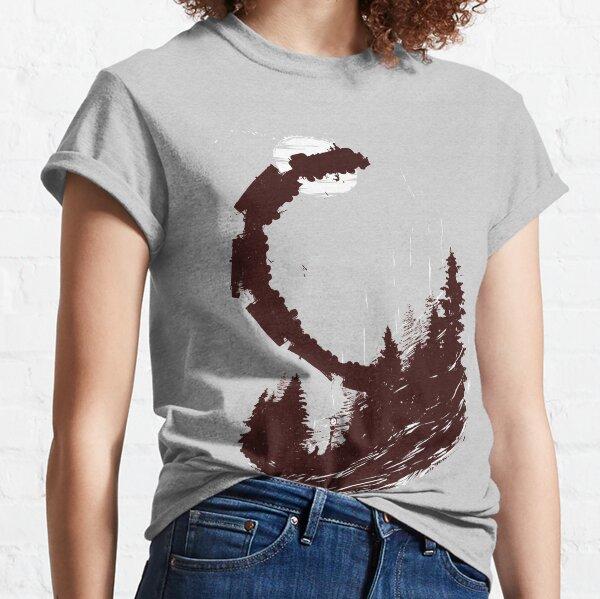 Train Suplex! Classic T-Shirt
