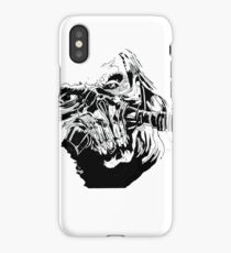 Masked Madness iPhone Case