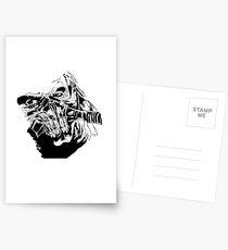 Masked Madness Postcards