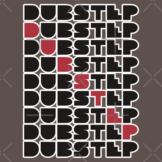 TShirtGifter presents: Dubstep wall