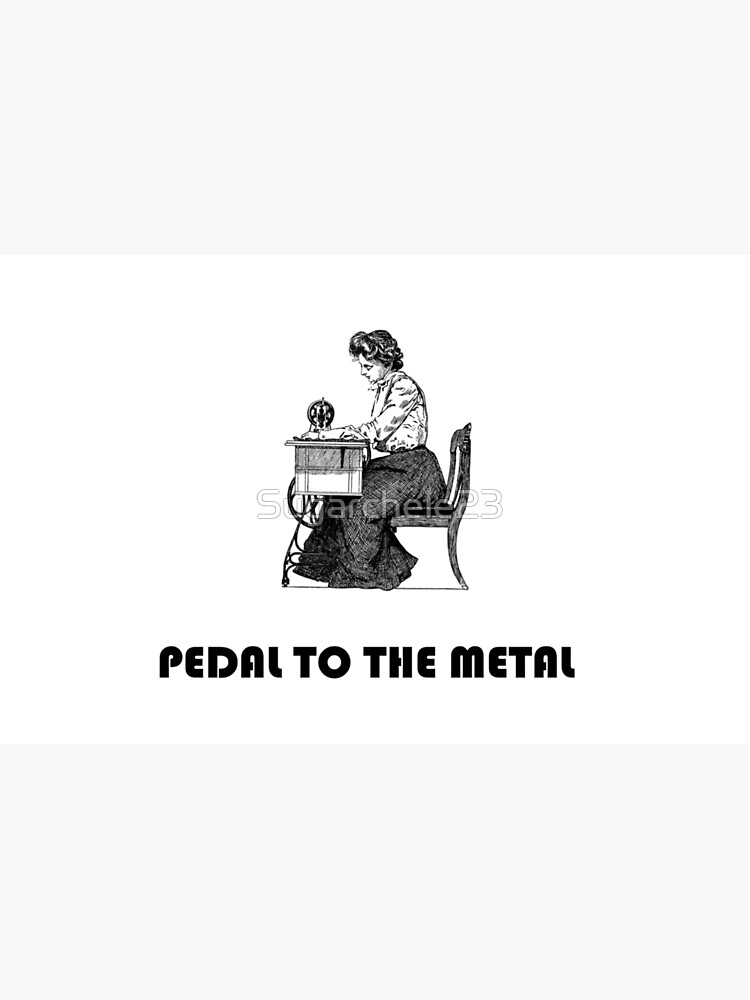 PEDAL TO THE METAL by Sugarchele23 by Sugarchele23