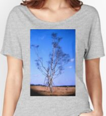 Lonely birch Women's Relaxed Fit T-Shirt