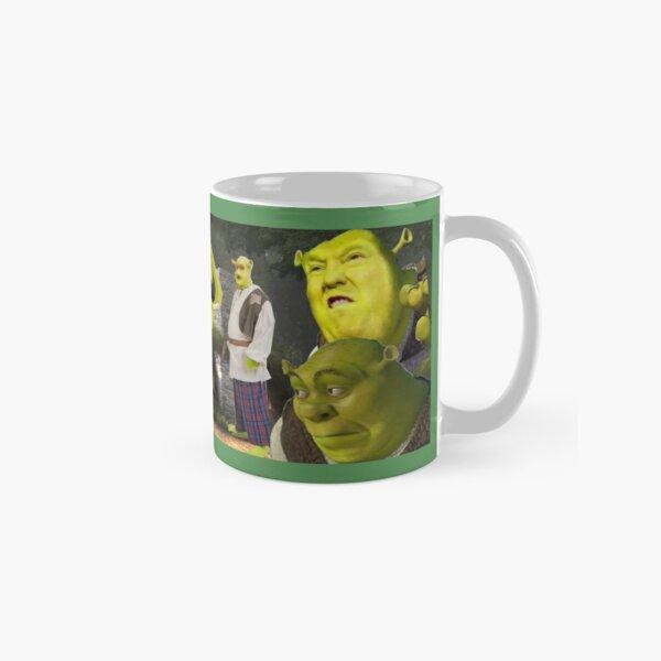 Shrek Collage Mug Classic Mug