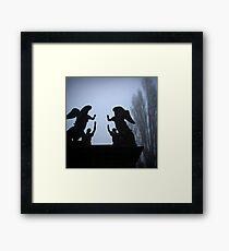 The Angels' Game Framed Print