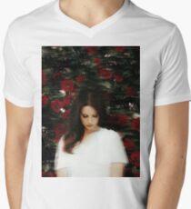 Lana Del Rey Men's V-Neck T-Shirt