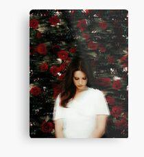 Lana Del Rey Metal Print