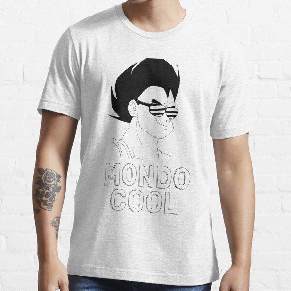 Mondo Cool Camiseta esencial